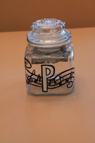 Music Candy Dish 2