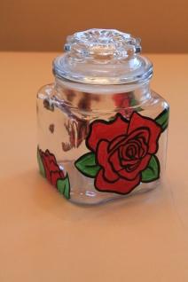 Rose Candy Dish