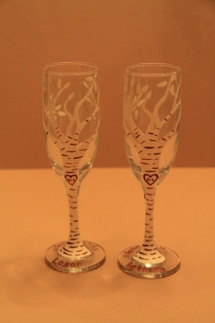 Wedding Flutes
